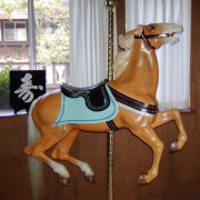 Conneault-Lake-1905-Muller-carousel-horse2