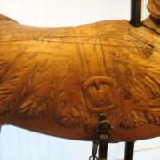 1915_Herschell-Spillman_flowered-pelt-saddle