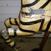 1920s_Herschell-Spillman_Zebra-front-leg-metal-patch