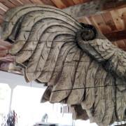 Allan-Herschell-rooster-rom-tail