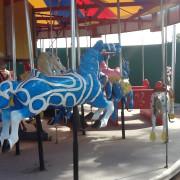 Allan_Herschell_36ft_restored-horses1