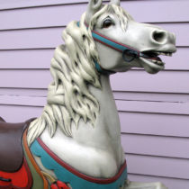 Dentzel-sweet-face-mare-prancer-bust