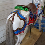 Dentzel_Lady_horse-rear