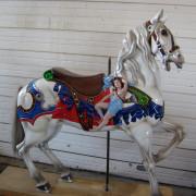 Dentzel_Lady_horse-romance