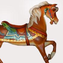 EJMorris_DBL-Parrot-saddle-stander-front-white