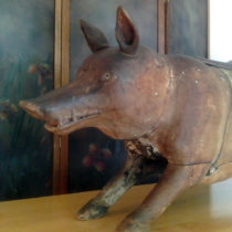 Early_Parker_Boar-new-bust