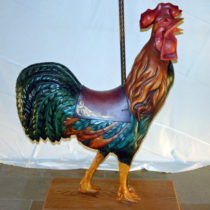 European-carousel-rooster-romance