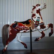 Herschell-Spillman-indian-pony