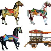 Illions_horses_carousel