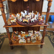 Miniature-carousel-table-collection