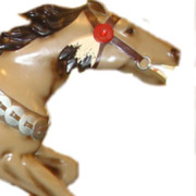 Rocking-horse-bust