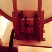 Wurlitzer_153-Drum-rear