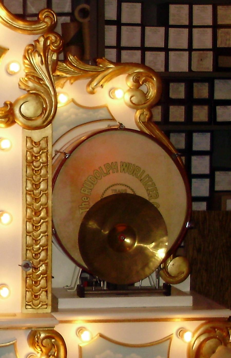 Wurlitzer 153 Band Organ Sold Antiquecarousels Com