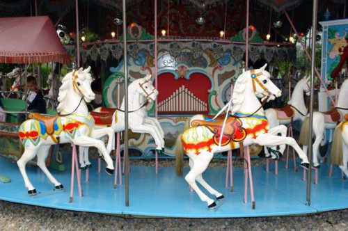 c.1900_Heyn_32_Horse_Carousel_Superb-Ruth33-band-organ