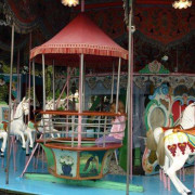 c.1900_Heyn_32_Horse_Carousel_Superb-drill-seat