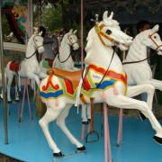 c.1900_Heyn_32_Horse_Carousel_Superb-horses