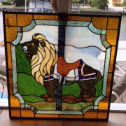 stained-glass-carosuel-lion-back