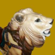 Dentzel-lion-bust-gld