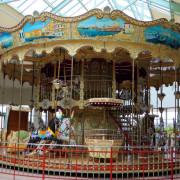 Bertazzon-double-decker-carousel-deluxe-trim
