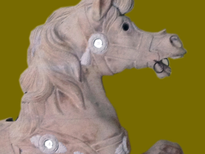 ca.1880s-Looff-pug-nose-carousel-horse-bust