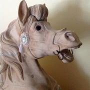 ca.1880s-Looff-pug-nose-carousel-horse-face