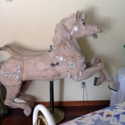 ca.1880s-Looff-pug-nose-carousel-horse-romance