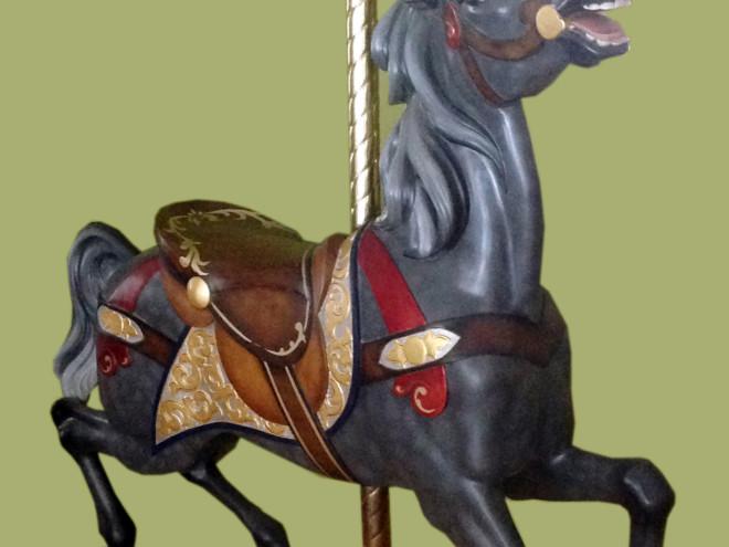 ca.1920s-Dentzel-Muller-top-knot-carousel-horse-gb