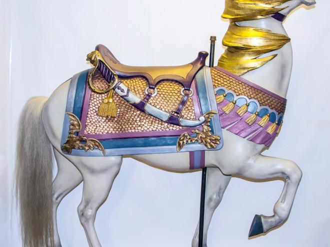 1912-M-C-Illions-carousel-horse-sword-scabbard-armor-eagles