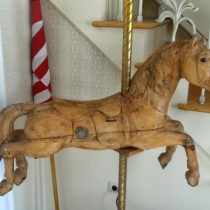 Gustav-Bayol-carousel-horse-circa-1900