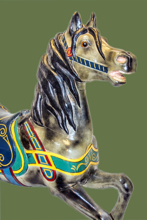ca-1900-Dentzel-mare-park-paint-bust