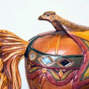 ca-1900-Heyn-prancer-high-eagle-saddle-cantle