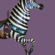 Antique-Dentzel-carousel-zebra-bust-color