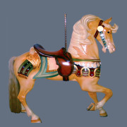 Carmel-luna-park-antique-carousel-horse