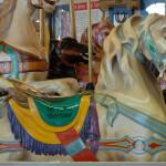 Casino-Pier-Seaside-Carousel-Floyd-Moreland-horse