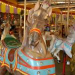 Casino-Pier-Seaside-Carousel-ca-1900-Looff-carousel-horse