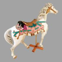E-j-morris-skylon-tower-carousel-horse