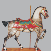 E-joy-morris-hackney-antique-carousel-horse