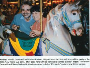 Floyd-Moreland-Elaine-Bradford-Casino-Pier-Carousel-1995