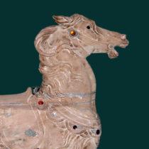Illions-feltman-coney-island-carousel-horse-stripped-bust