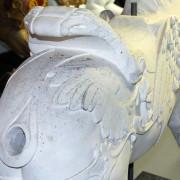 Ca-1900-Dentzel-Pegasus-rear-Indian-head