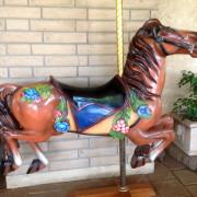 Looff-mold-carousel-horse-jumper-fiberglass-full