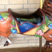 Looff-style-carousel-horse-jumper-fiberglass-trappings