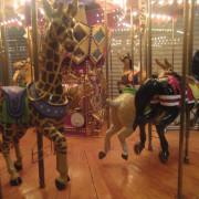 Miniature-Looff-style-carousel-figures