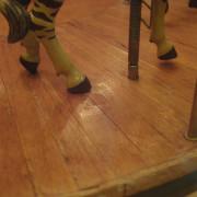 Miniature-Looff-style-carousel-platform