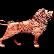 ca-1905-Dentzel-carousel-lion