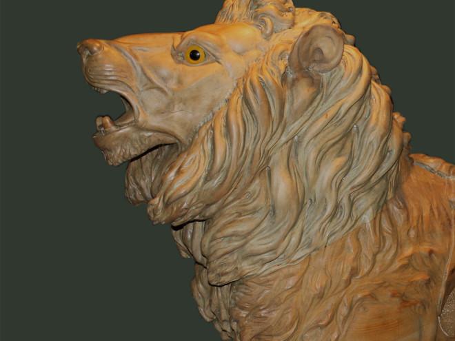 ca-1905-Dentzel-carousel-lion-bust-nr