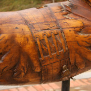 Ca-1917-Spillman-pelt-saddle-jumper-saddle-trappings