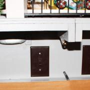 Columbia-Double-Deck-mini-base-contol-panel