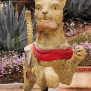 Dentzel-cat-fiberglass-front