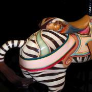 Ca-1910-Dentzel-carousel-zebra-rams-head-cantle-rear